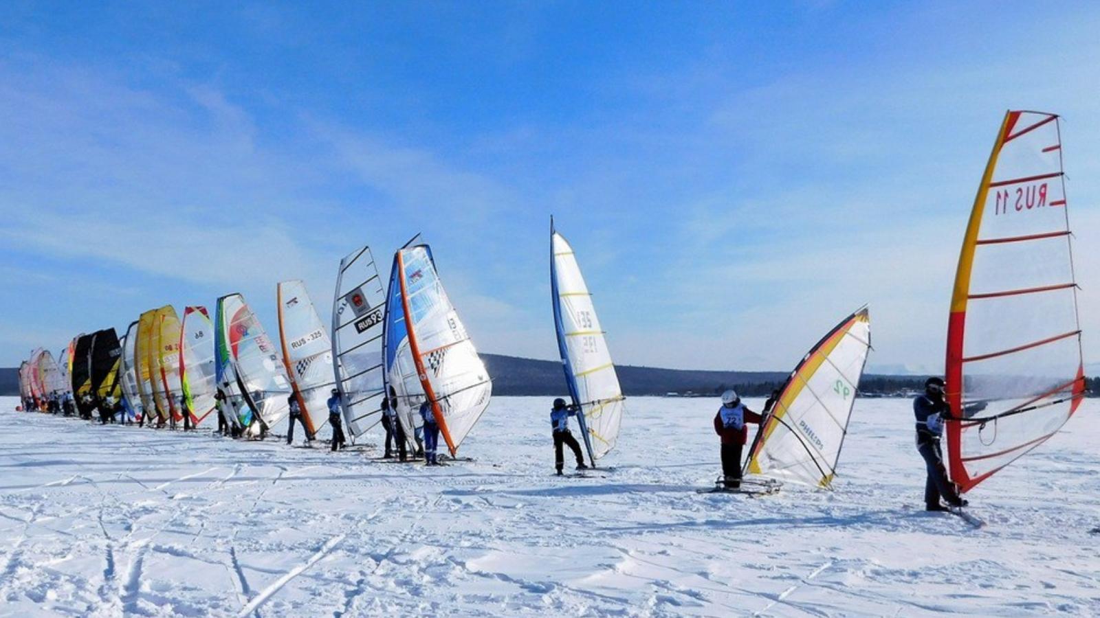 Чемпионат России на Баренцовом море